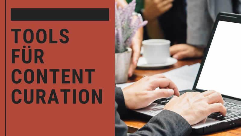 tools für content curation