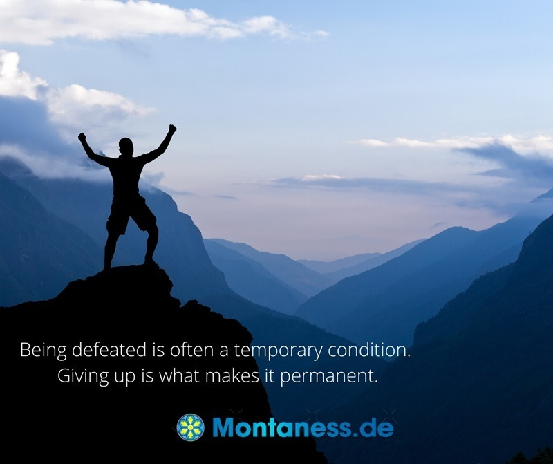 007-Being defeated is often a temporary condition