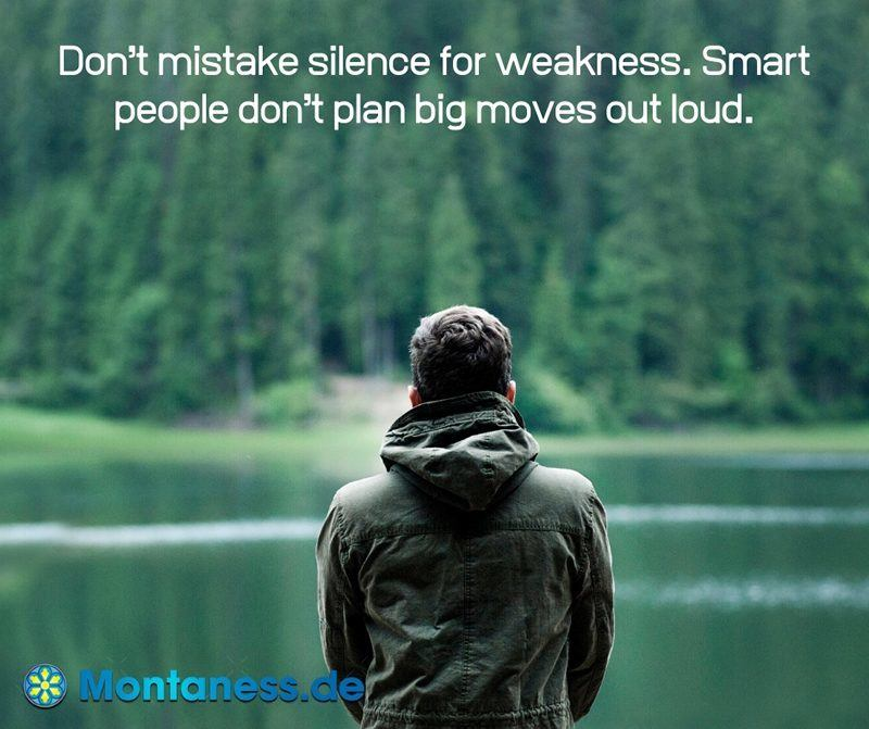 030-Dont mistake silence for weakness