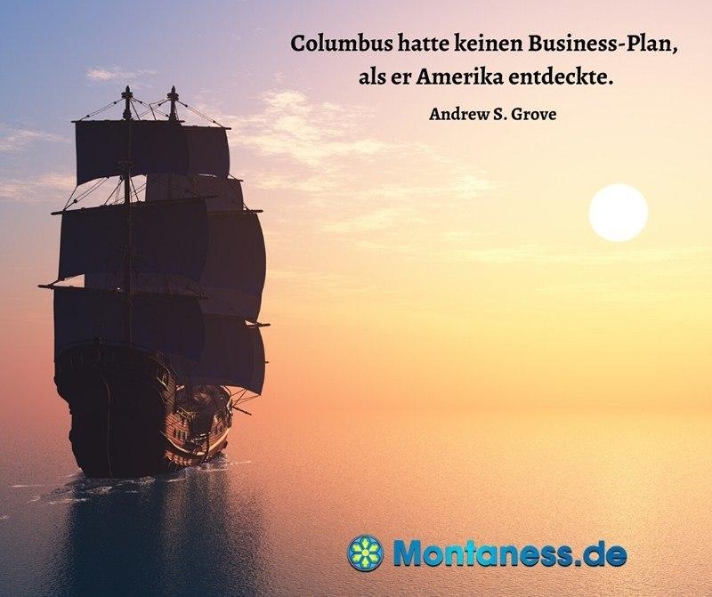 038-Columbus hatte keinen Business-Plan