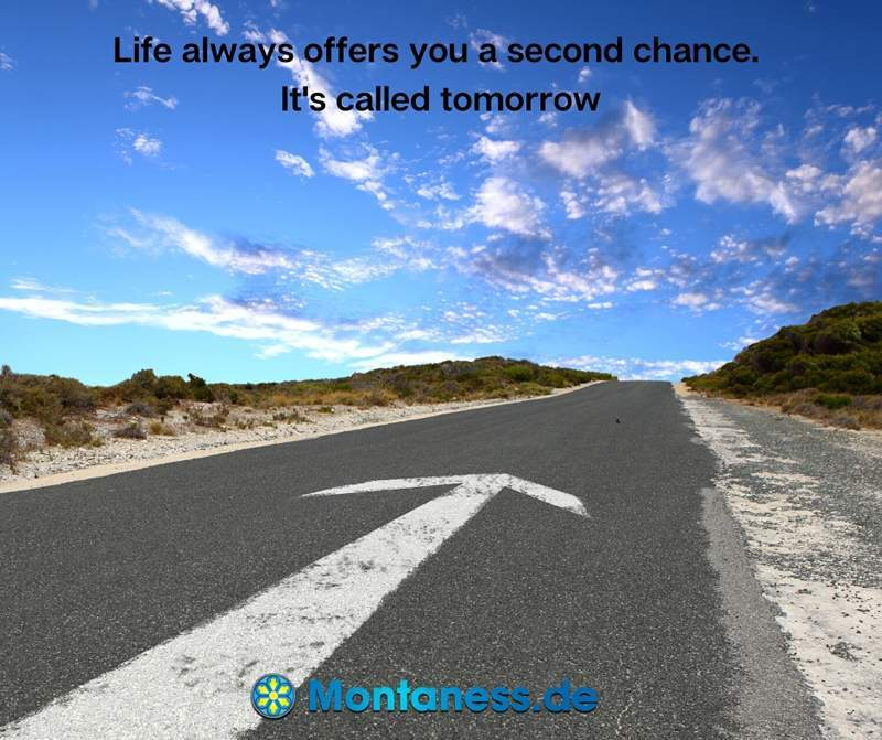 064-Life always offers you a second chance