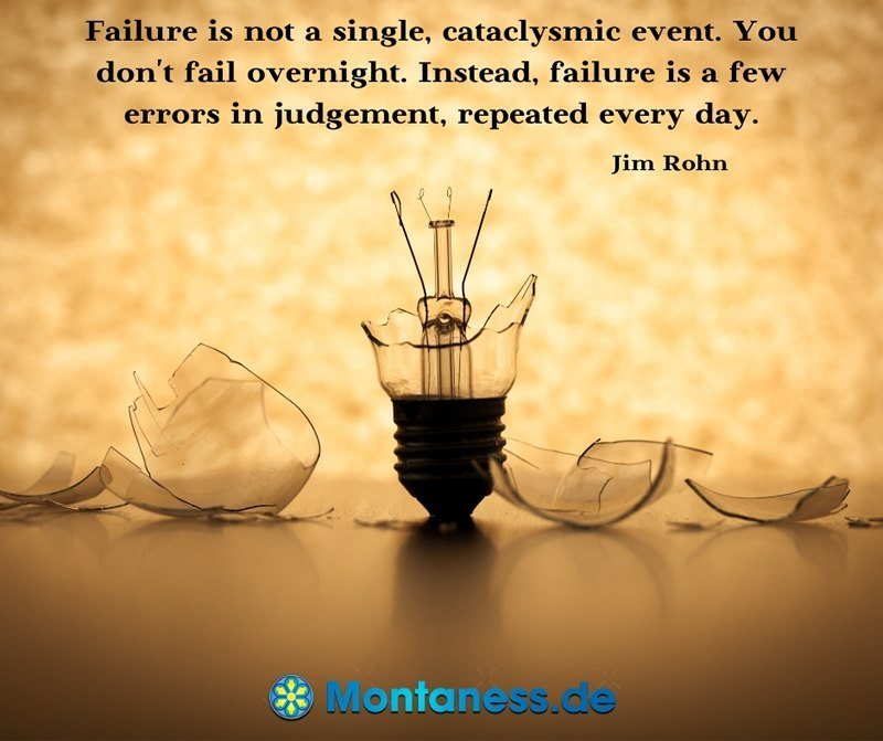 076-Failure is not a single event