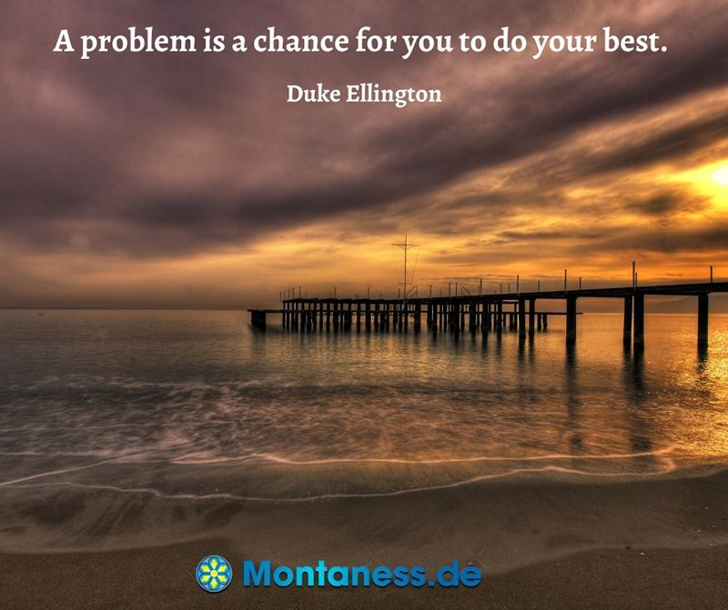 094-A problem is a chance for you