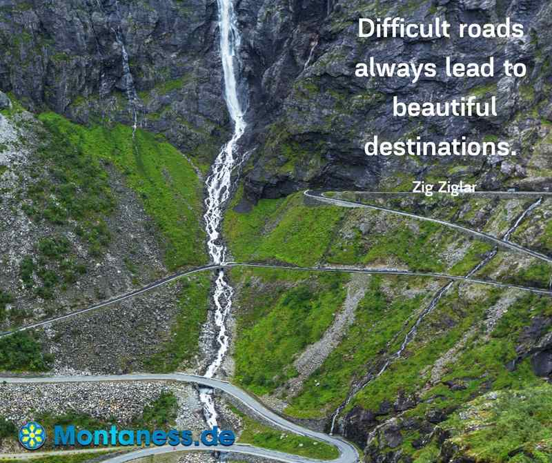 121-Difficult roads always lead to beautiful destinations