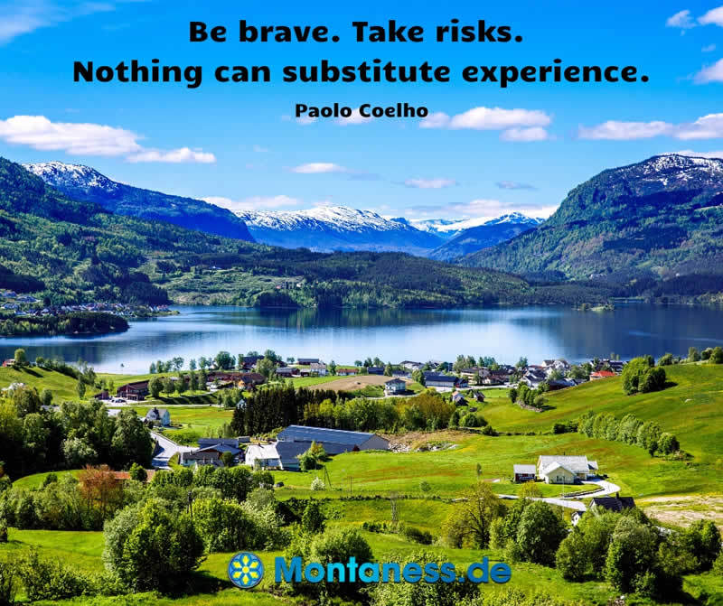 140-Be brave Take risks