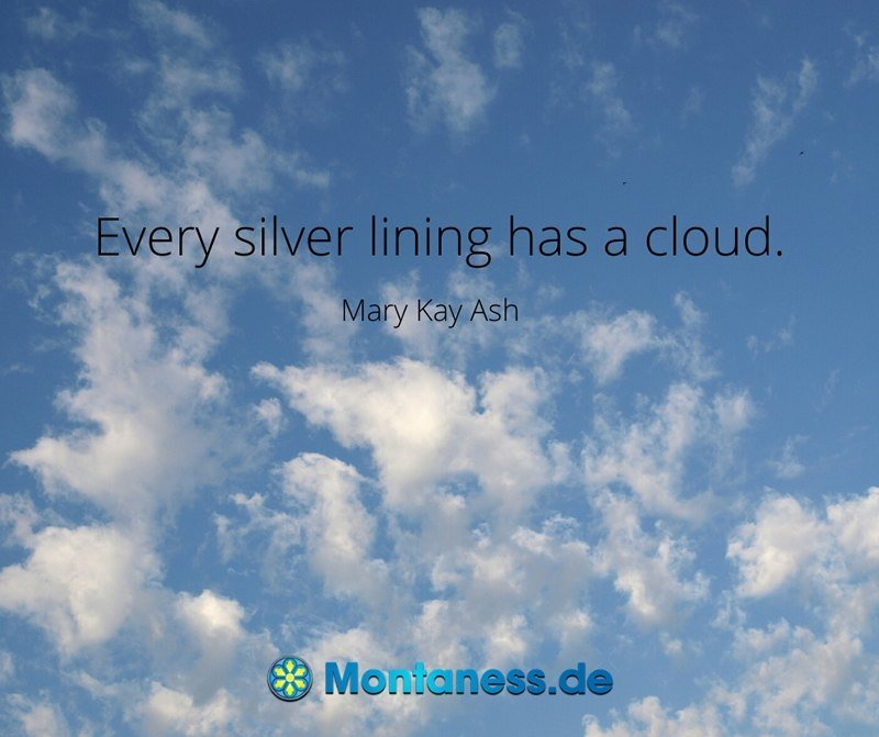 178-Silver lining cloud
