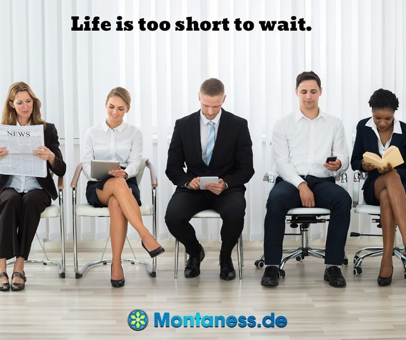 184-Life is too short to wait