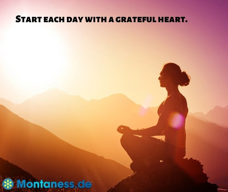 200-Start each day wit a grateful heart