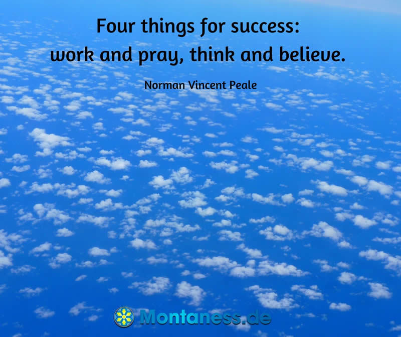 220-Four things for success