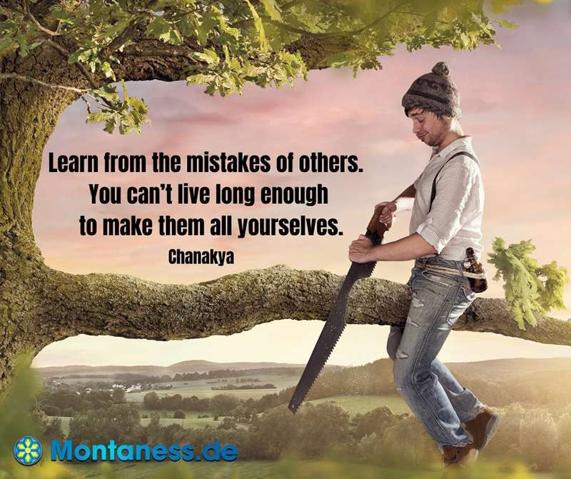 227-Learn from the mistakes of others