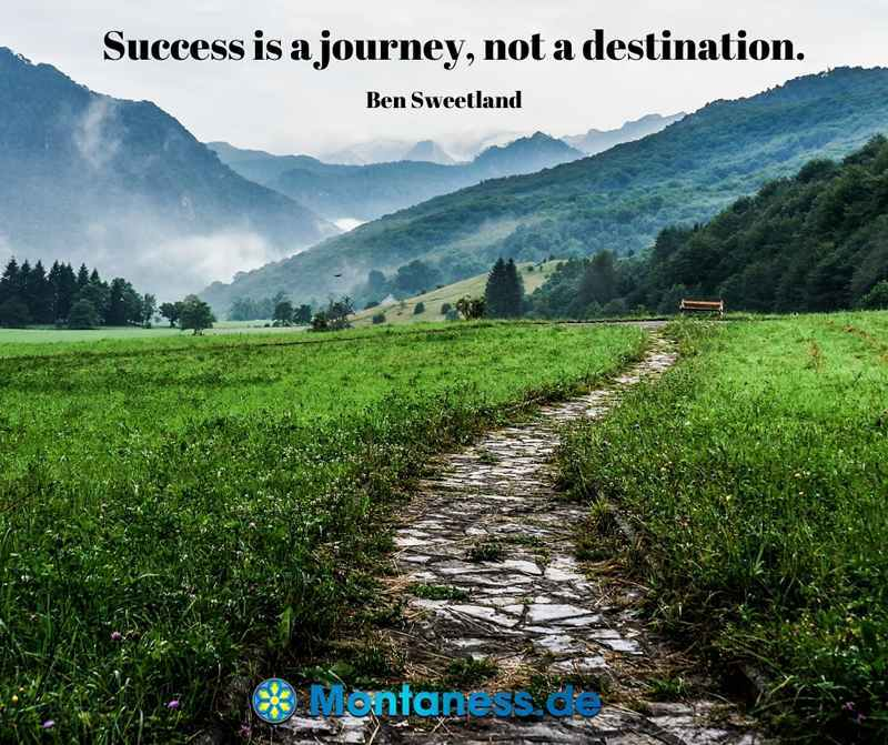 232-Success is a journey not a destination