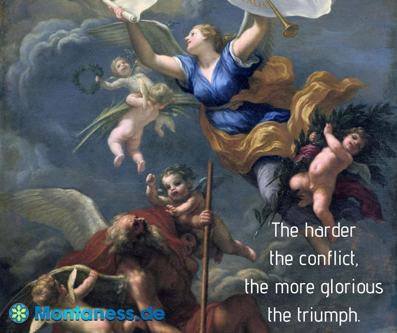 256-The harder the conflict