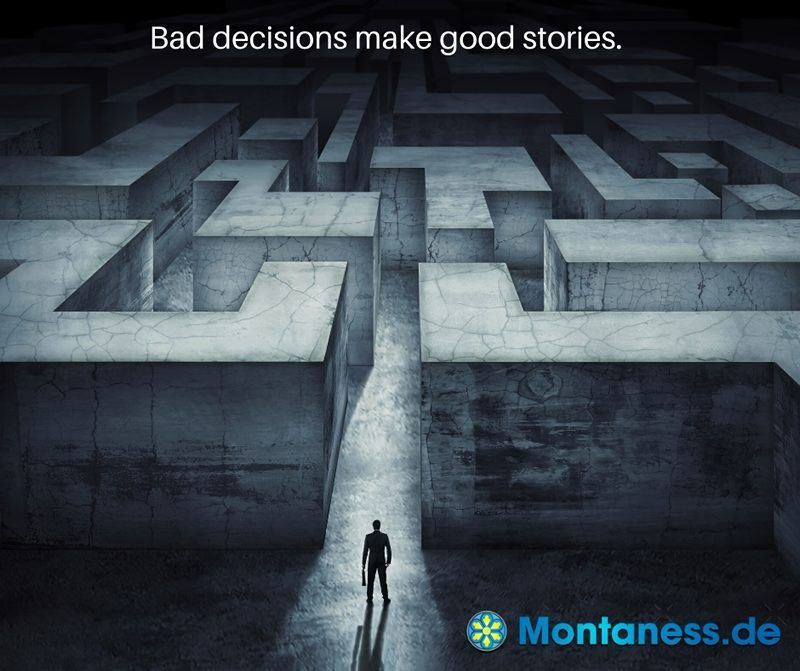 263-Bad decisions make good stories
