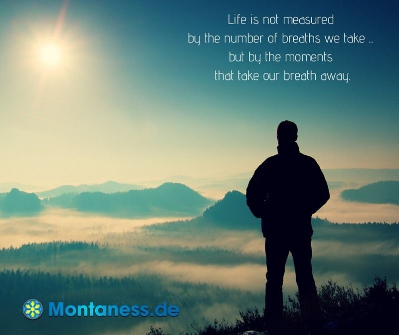 277-Life is not measured by the number of breaths