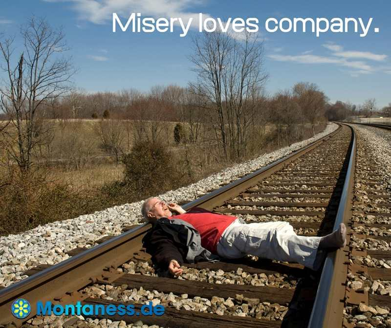 282-Misery loves company