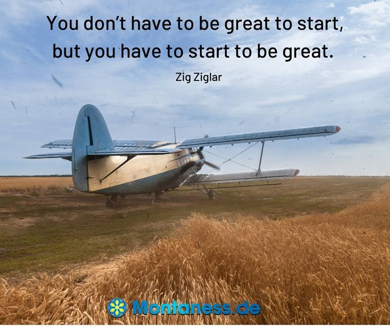 294-You dont have to be a great start