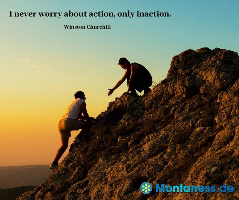 295-I never worry about action only inaction