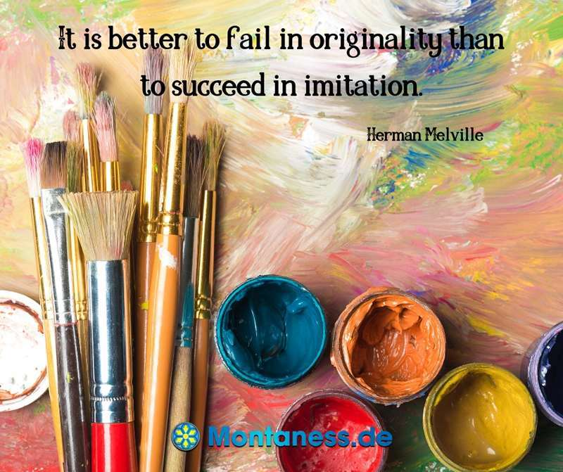 301-It is better to fail in originality