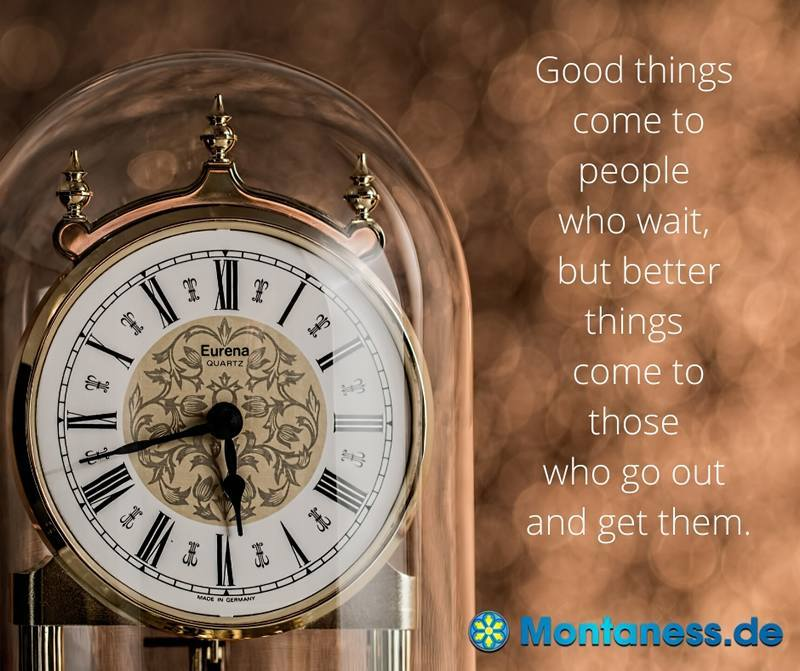307-Good things come to people