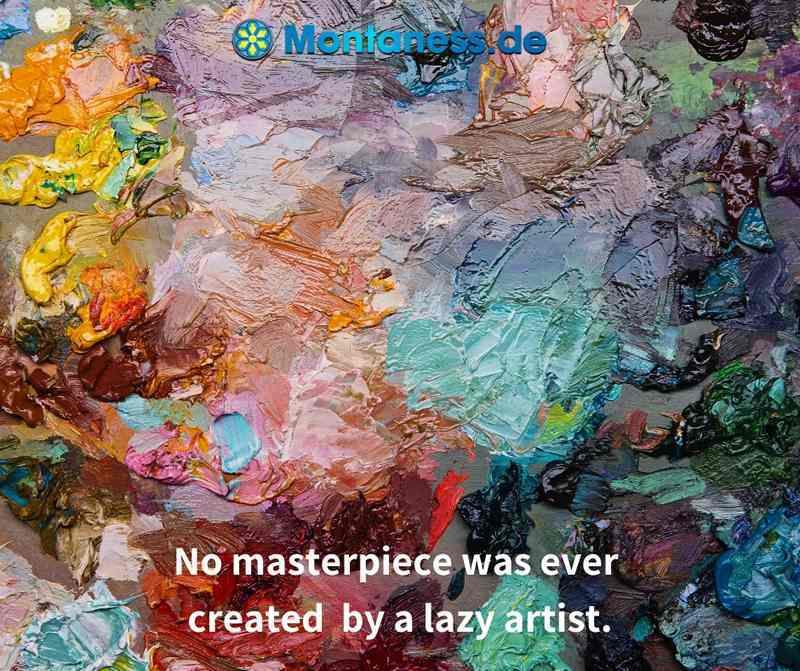 341-No masterpiece was ever created