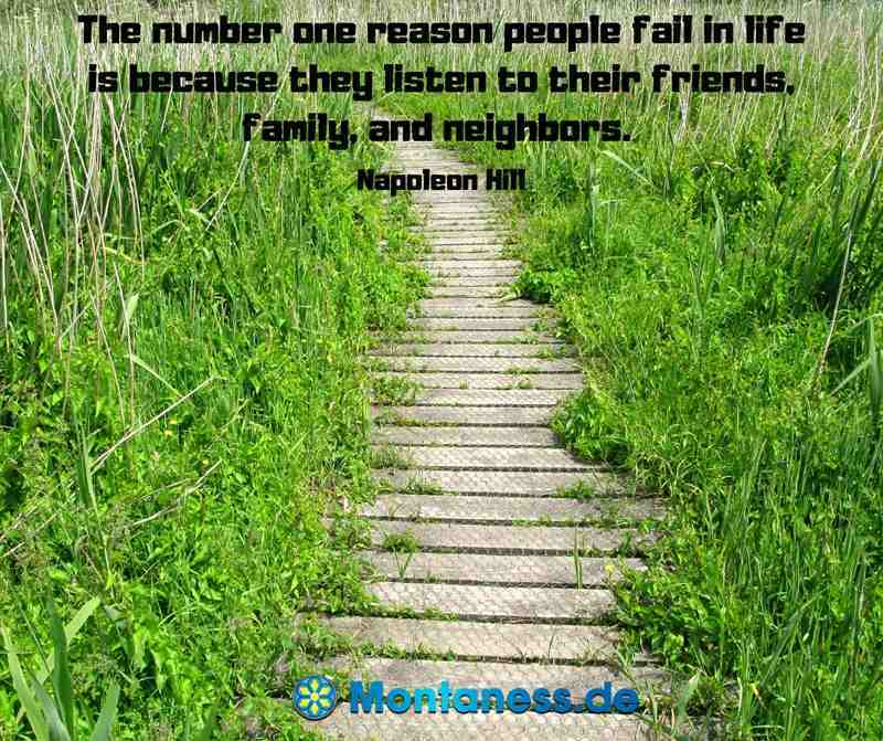 356-The number one reason people fail in life